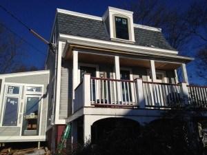 Addition, Retro Siding and Windows - Roslindale, MA