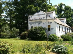 Roof raise and DER Retrofit work - Rutland, MA