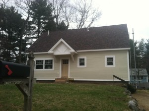 DER Retrofit Windows and Siding - Sudbury, MA