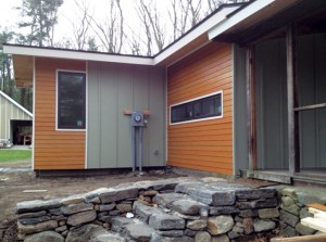 Siding and renovations