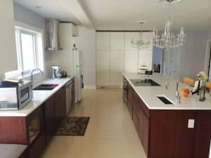 Kitchen renovations and remodeling